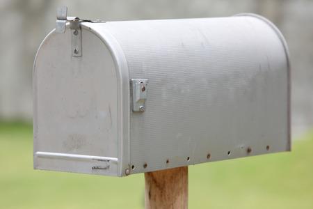 mailbox U.S. style photo