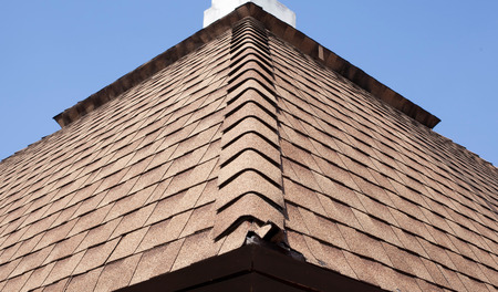 rooftiles: roof abstract Stock Photo