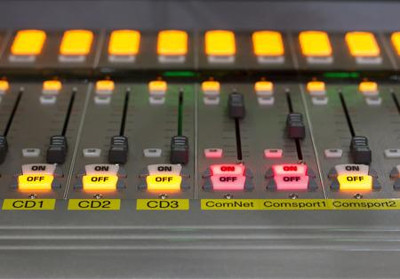 Audio Sound Mixer
