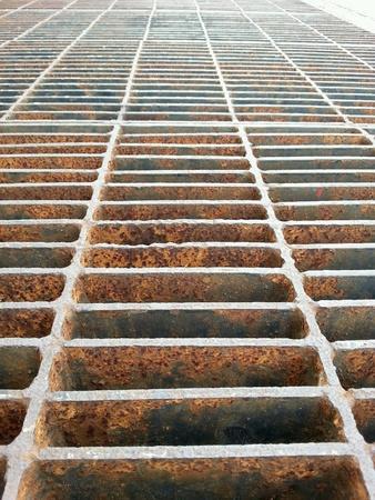 grid: Metal Texture