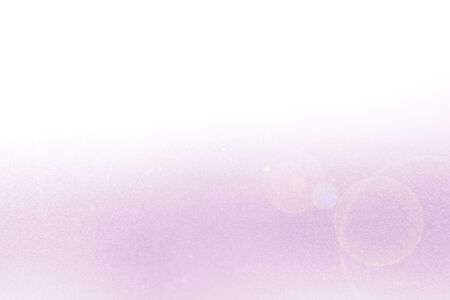 magenta decor: Frosted glass Magenta color soft tone with Lens Flare texture background Stock Photo