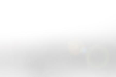 Wazig Frosted glas witte kleur zachte toon met lens flare textuur achtergrond Stockfoto