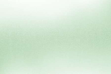 frosted glass: Frosted glass texture background Green color Stock Photo