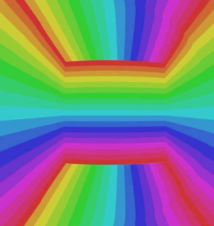 rgb: Colorful rainbow abstract background RGB Color 8bit Stock Photo