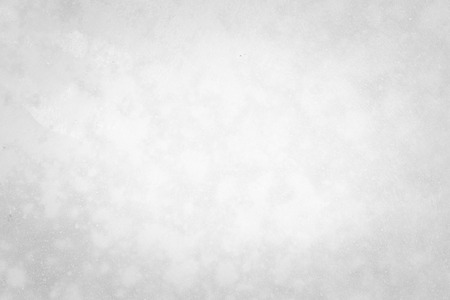 Polished concrete wall texture background White color