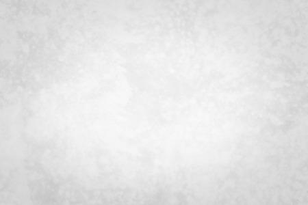 Polished bare concrete wall texture background White color Archivio Fotografico