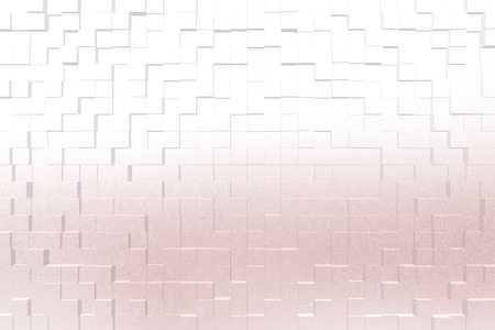 frosted glass: Frosted glass texture background red color, 3d block style