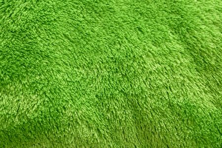 green carpet: Green carpet floor texture background natural color