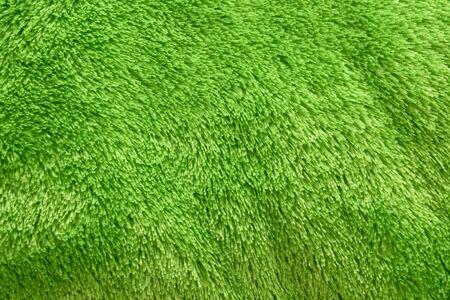green carpet: Green carpet floor texture background natural color