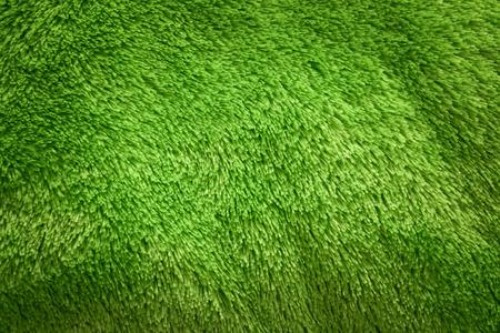carpet floor: Green carpet floor texture background natural color