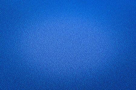青い布テクスチャ背景自然色 写真素材