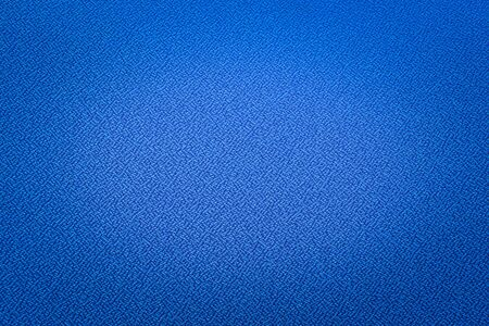 Blue fabric texture background natural color