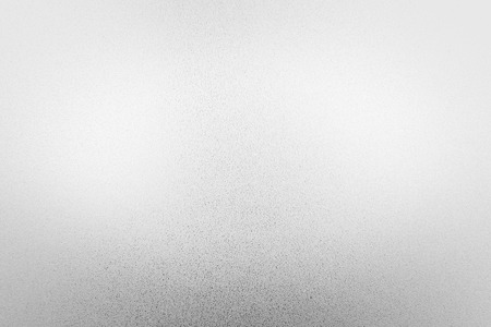 Matglas textuur achtergrond witte kleur Stockfoto
