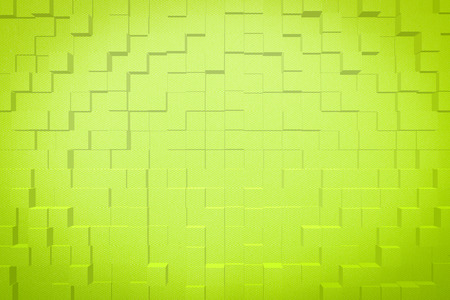simple background: Abstract graphic illustration art design background effect 3d block extrude style