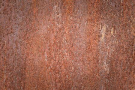 rust metal: Metal rust wall texture surface natural color use for background Stock Photo