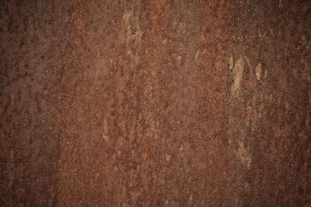 rust metal: Metal rust wall texture surface natural color use for background , process in vintage style Stock Photo