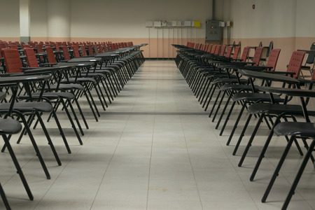 appoint: Empty exam room for appoint to study or work
