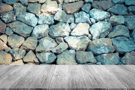 Stone wall texture background surface natural color with white wood stone wall texture background surface natural color process in vintage style with white wood terrace gumiabroncs Gallery