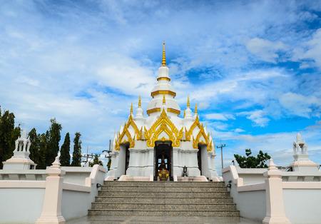 pattani thailand: Santuario tailand�s en Pattani, Tailandia