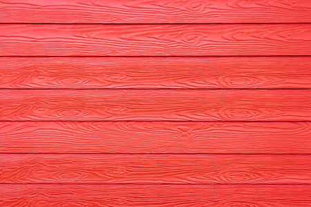 Red synthetic wood texture wall house. Can replace natural wood. Termites can not eat. with copy space for your text. 스톡 콘텐츠