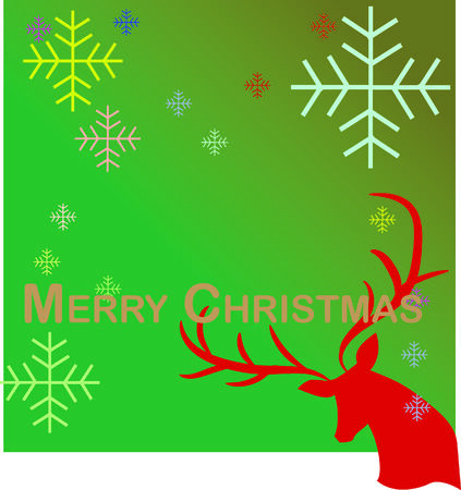 cerebrate: Merry Christmas background