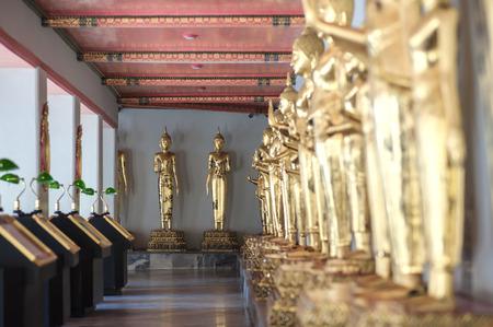 public domain: Buddha statue public domain in bankok