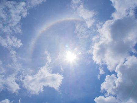현상: Phenomenon, sun halo