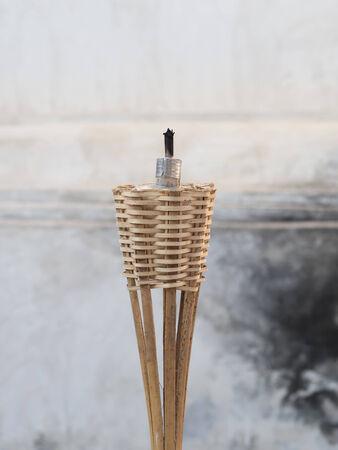 lanna: Thai lanna oil lantern Stock Photo