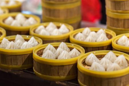 sum: Chinese dim sum steamed