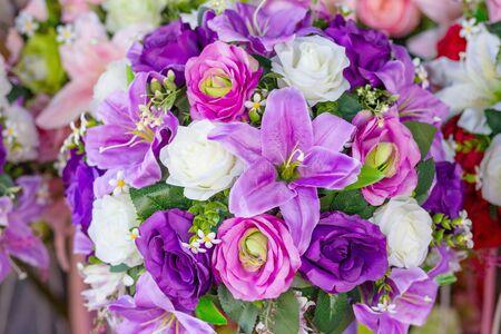 Blumenstrauß Standard-Bild