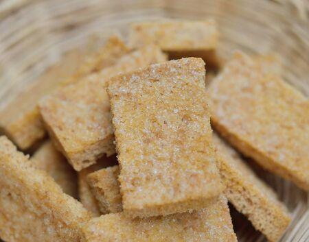 sugarcoated: Sugar-coated biscuits