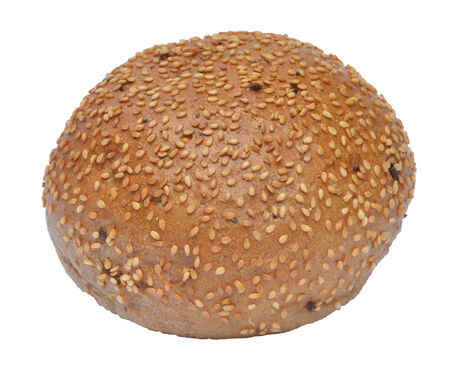 Sesame bread photo