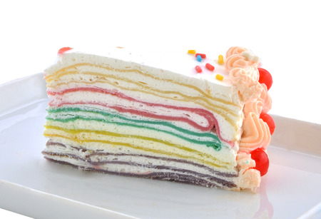 layer cake  photo