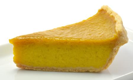 Pumpkin pie Stock Photo - 24662010