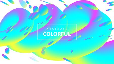 Abstract  background color geometric gradient futuristic  Element of modern design wallpaper packaging. Bright color lines, Background in minimalist style.