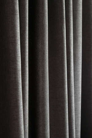 vintage curtain photo