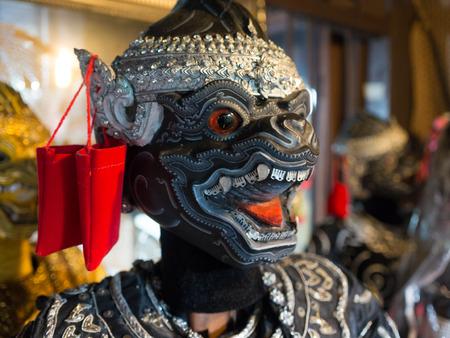 puppet: thai puppet