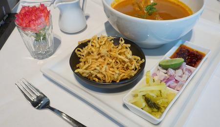 noodles soup: noodlescurried noodles soup
