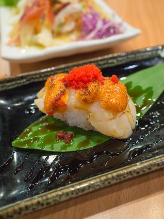 hotate: hotate, seashell sushi