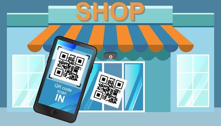 Access to stores during the outbreak control period of Covid-19. All people must register their identity using a QR code or registration book before shopping. By designing the follow-up platform.
