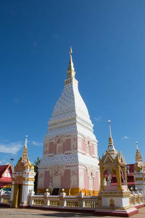 Phra That Renu Zdjęcie Seryjne
