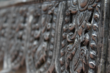 silver thailand art