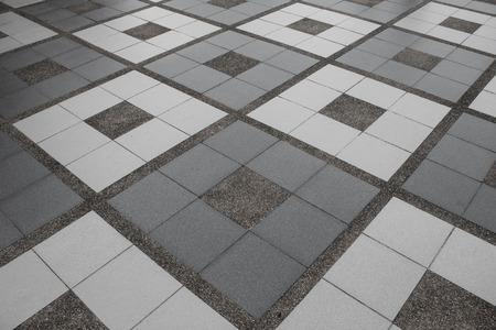 Rectangular floor