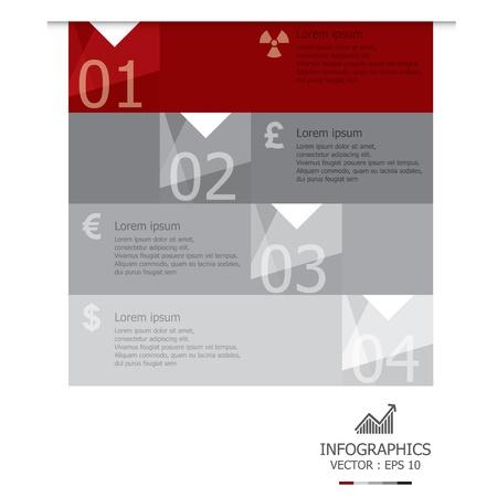 planning diagram: Abstract Design Banner Illustration