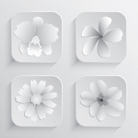 cosmetician: Beautiful Flowers Design For Spa Background And Banner
