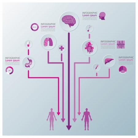 infochart: Health And Medical Infographic Infochart