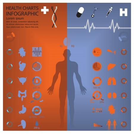 infochart: Medical And Health Infographic Infochart