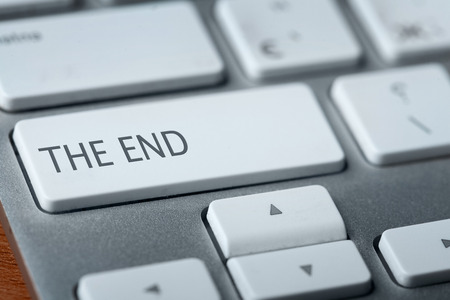 key words  art: the end on keyboard