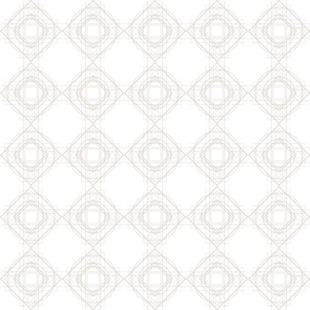 geometric style: illustration of geometric style seamless pattern of metal lines.