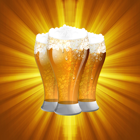 viewfinderchallenge1: illustration of beer glass on victorian background
